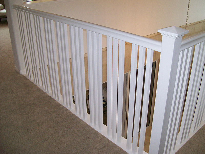 3 x 3 Baluster Spacing