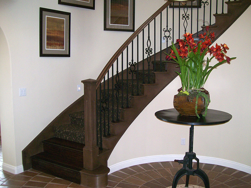 Designer Balusters And Box Newel