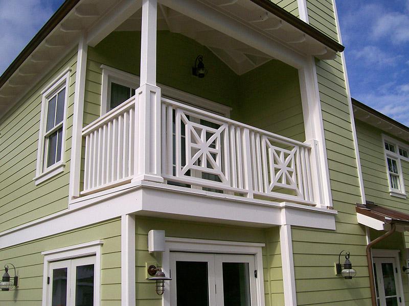 Exterior Bahama Panels