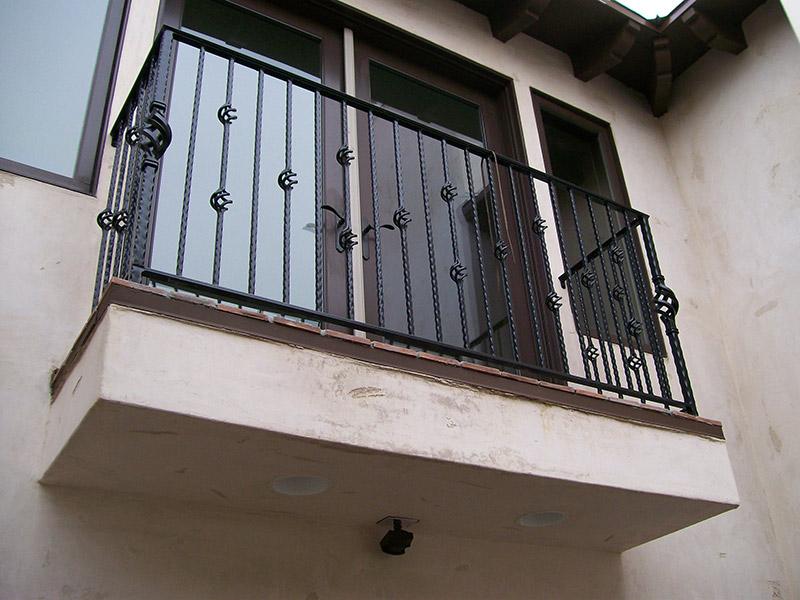 Exterior Juliet Balcony