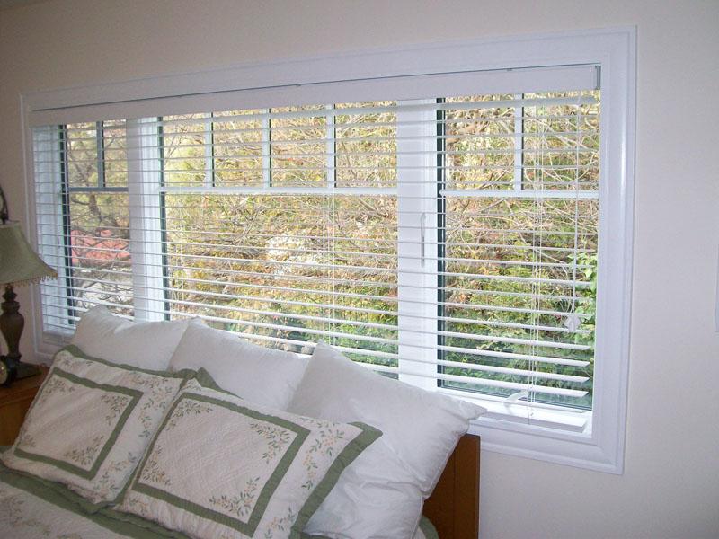 Custom Window Casework