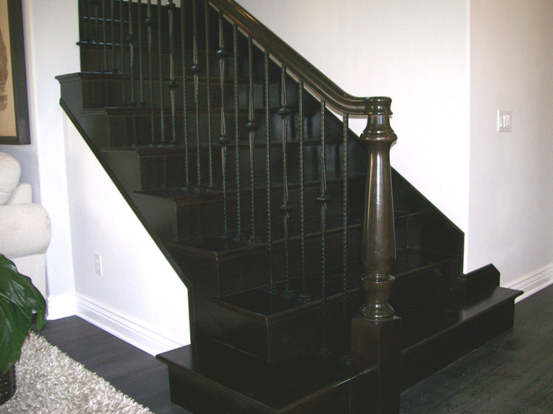 Gothic Iron And Full Treads