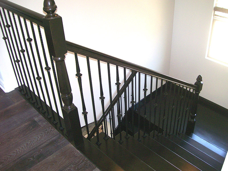 Gothic Iron On Full Treads
