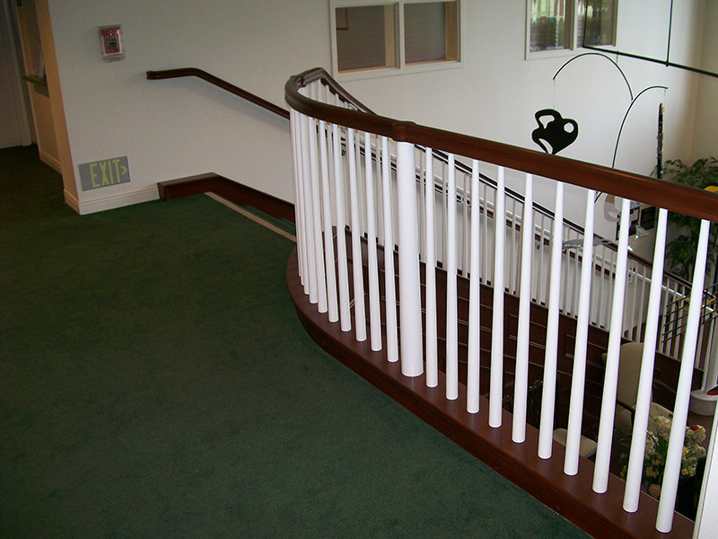 Single Tapered Balusters