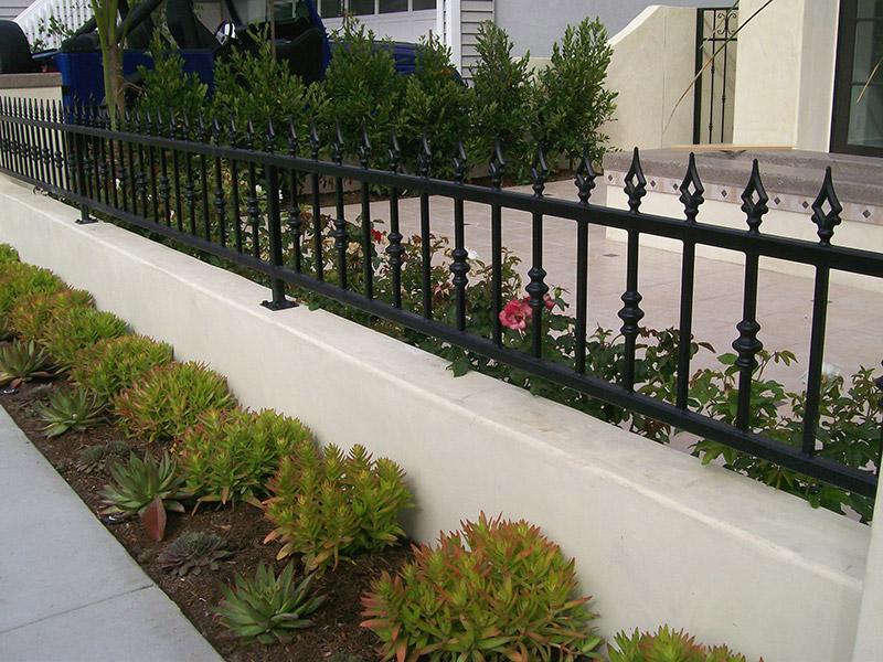 Steel Spear Guardrail