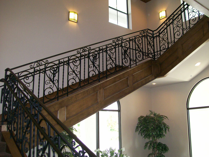 Raised Panel Staircase Skirting