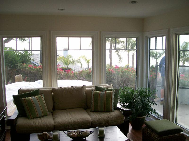 Window Casework